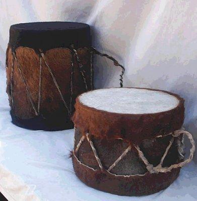 african crafts zulu drums