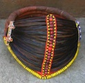 Samburu Giraffe Hair Collar