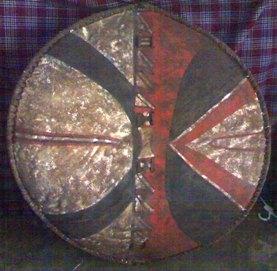 African Collectables - Maasai War Shield