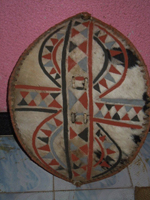 African Weapons, War Shields, Spears, Clubs, Knives